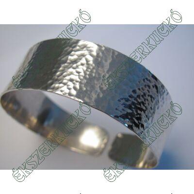 Ezüst reif karkötő