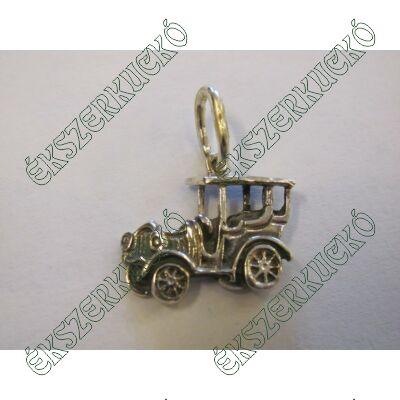 Ezüst autó medál