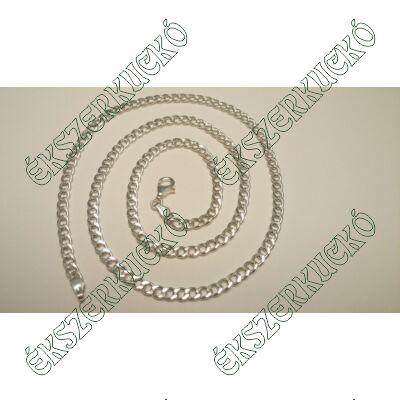 Ezüst pancer lánc