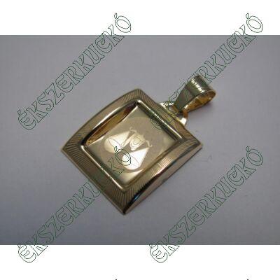 Arany horoszkópos medál - mérleg