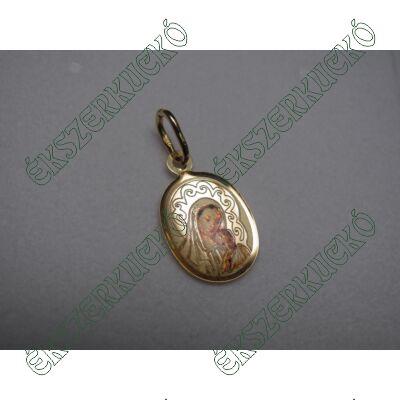 Arany medál - Szűz Mária